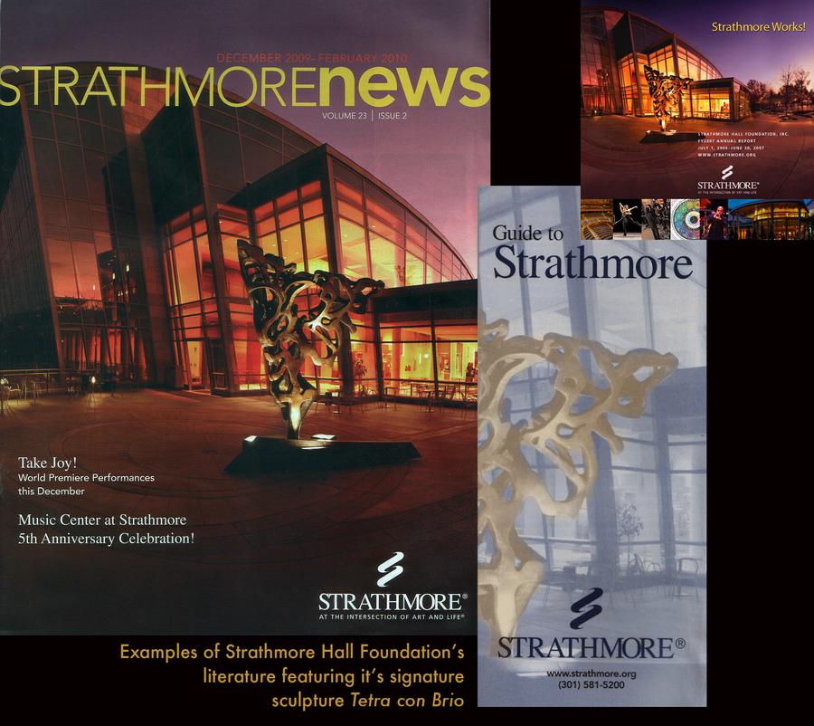 Strathmore News Tetra Con Brio